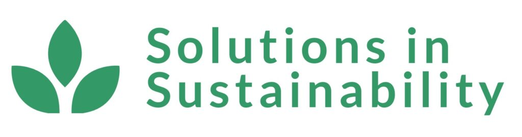 Solutions in Sustainability